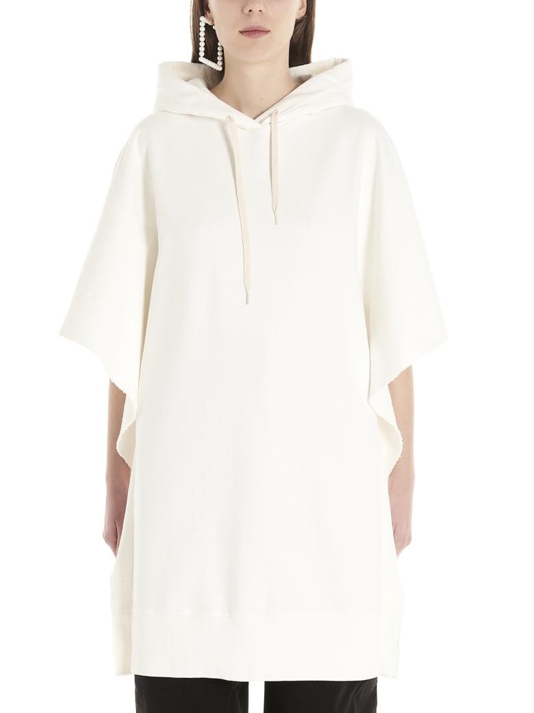 MM6 Maison Margiela Hood Dress - White