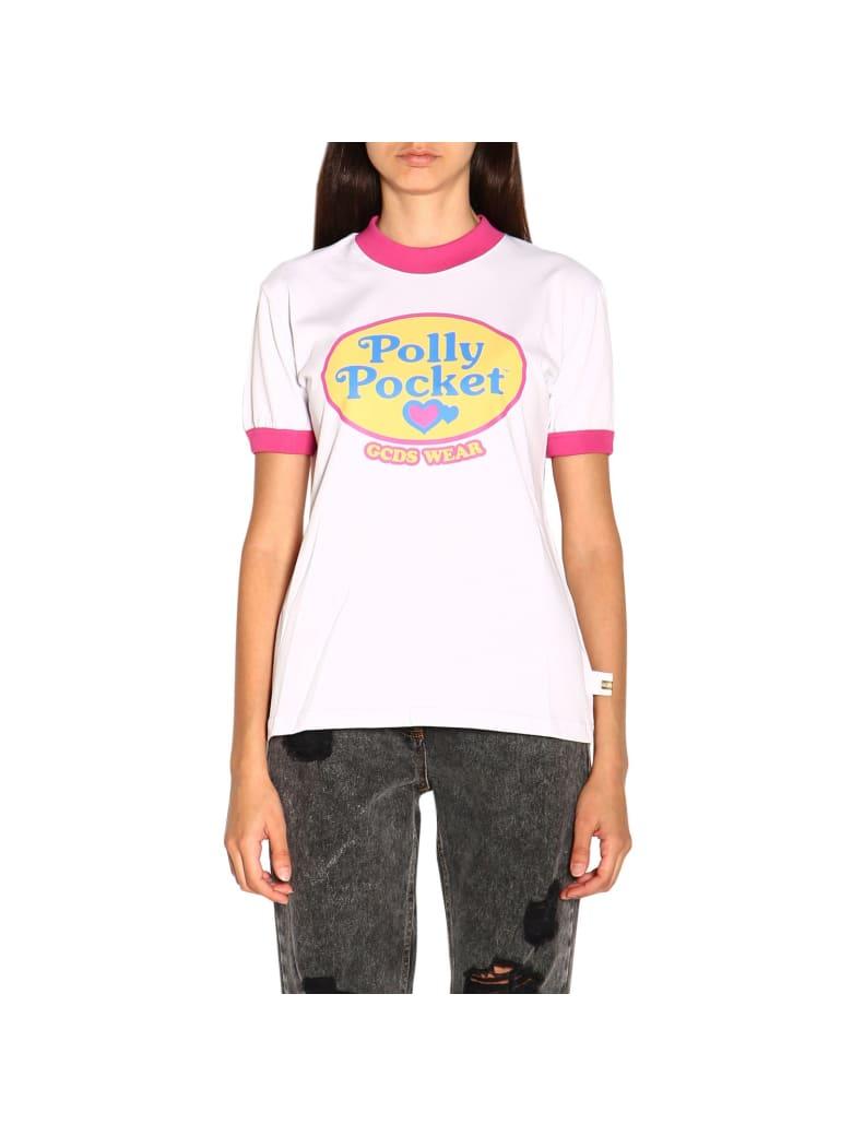 GCDS T-shirt T-shirt Women Gcds - white
