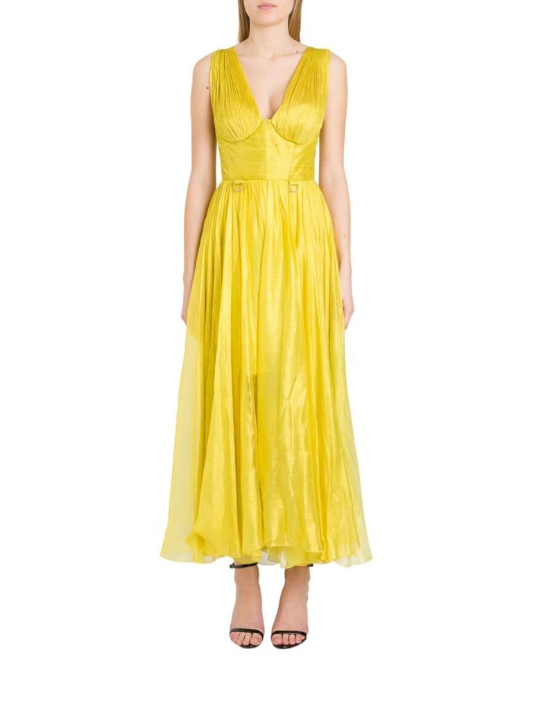 Maria Lucia Hohan Sorena Dress - Yellow