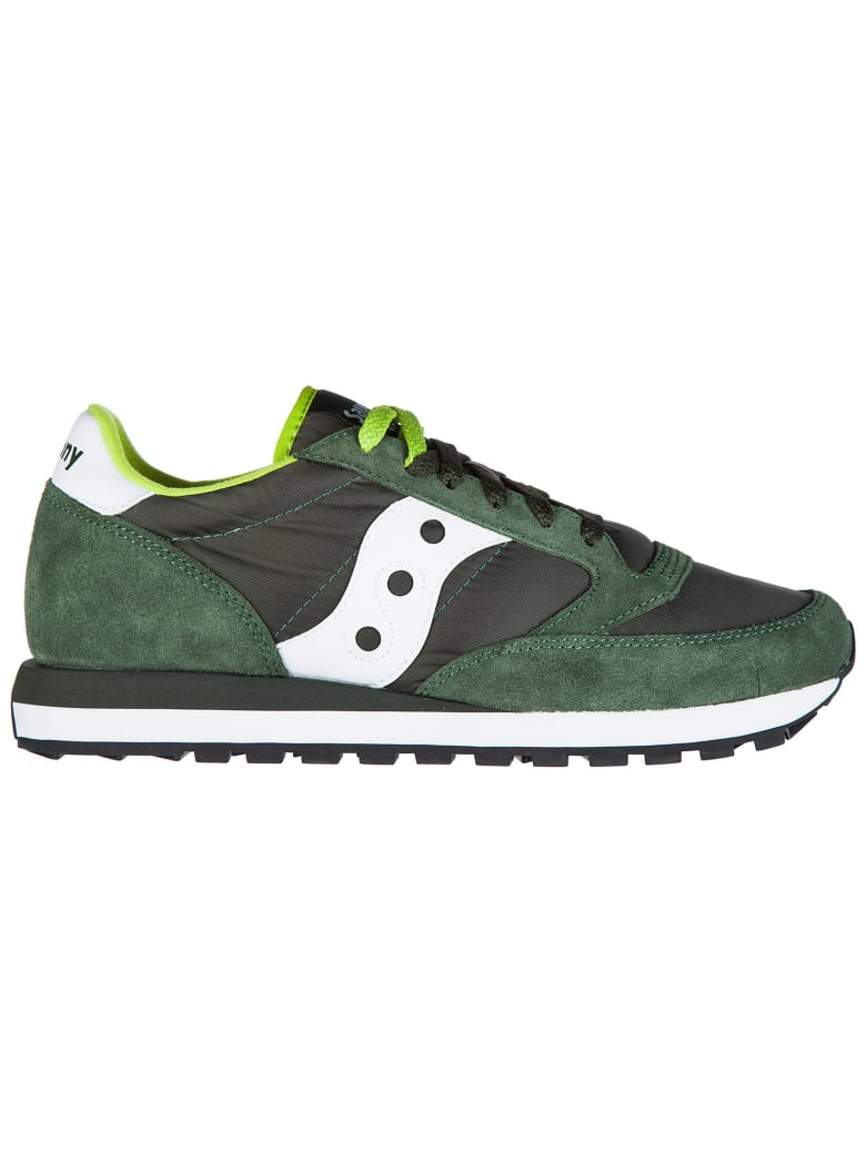 Best price on the market at italist | Saucony Saucony Shoes Suede Trainers Sneakers Jazz Original