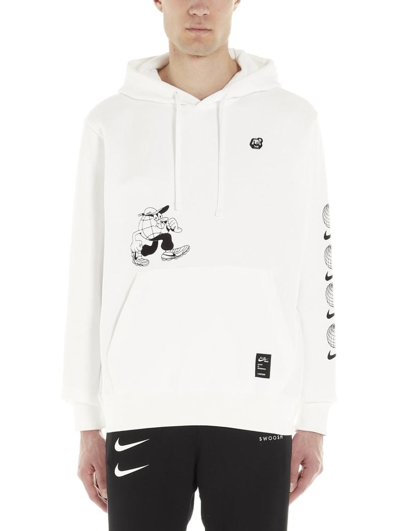 Nike Hoodie - White