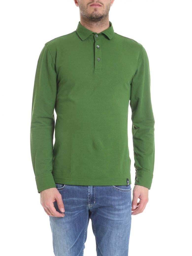 Drumohr Polo Cotton - Green