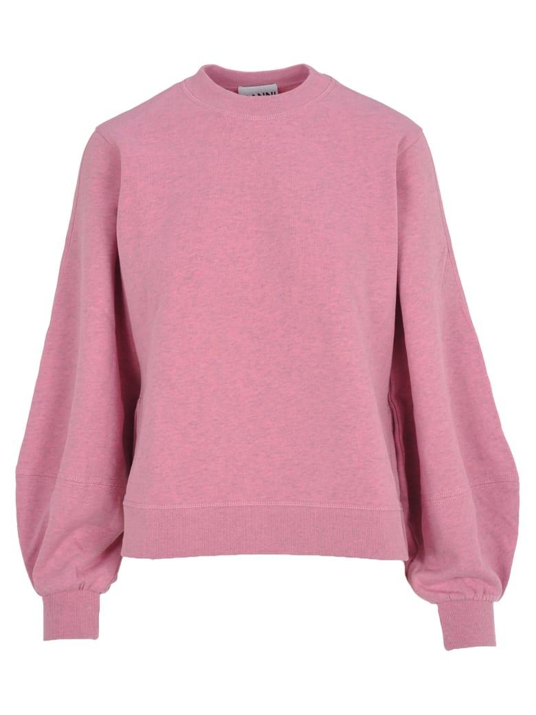 Ganni Isoli Sweatshirt - PINK
