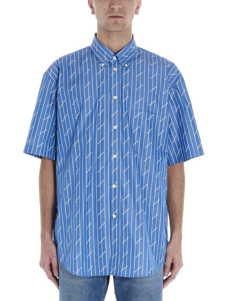 Balenciaga Shirt - Light blue