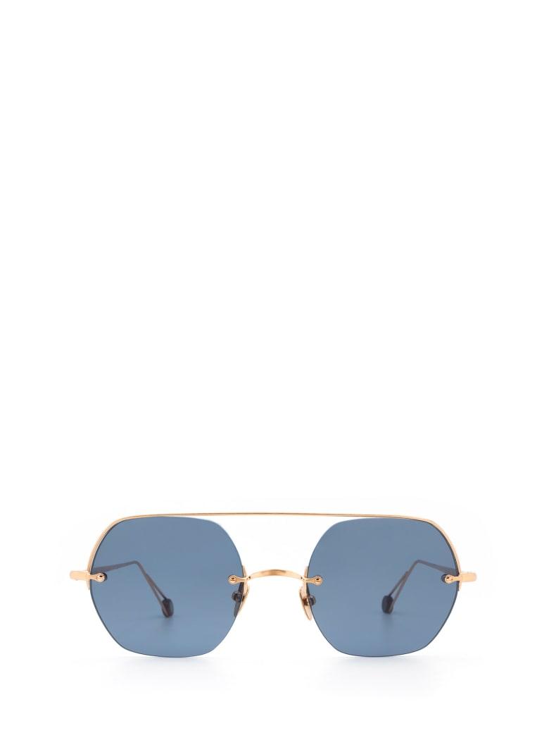 AHLEM Ahlem Place Casadesus Rose Gold Sunglasses - ROSE GOLD