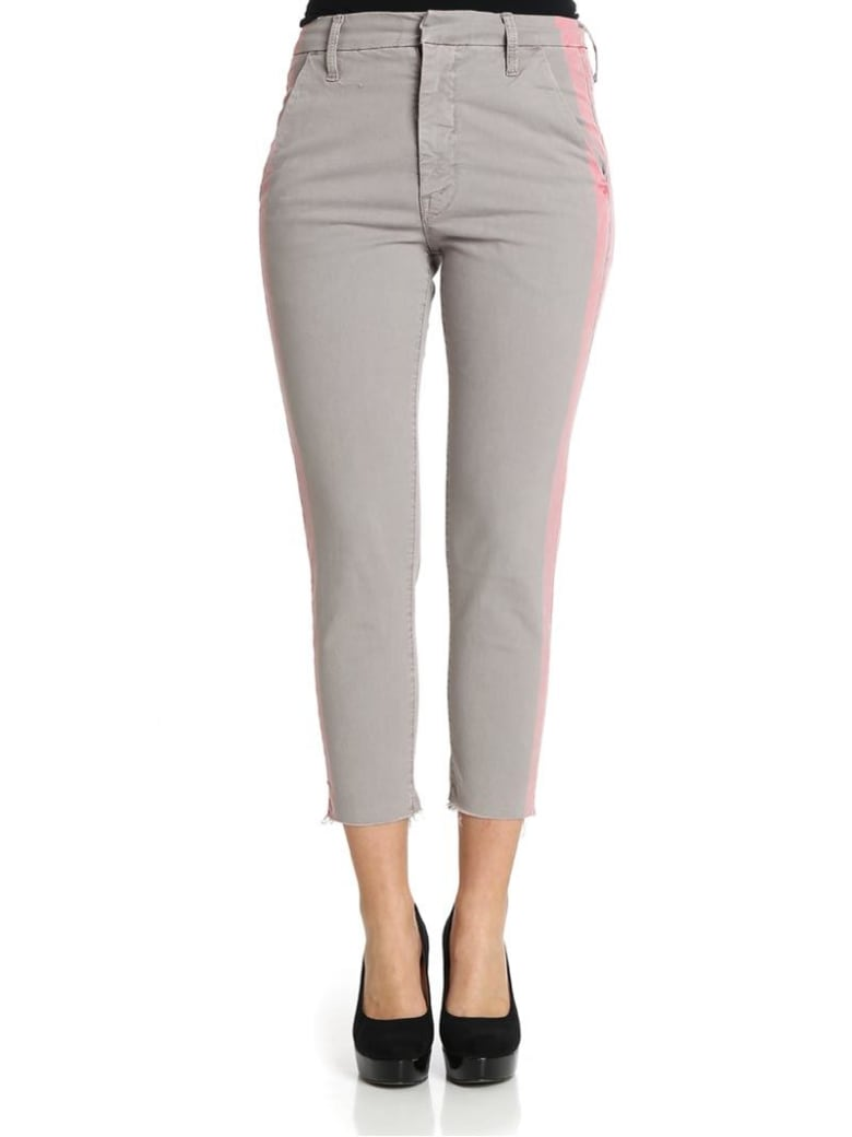 Mother - Chino Trousers - Cement