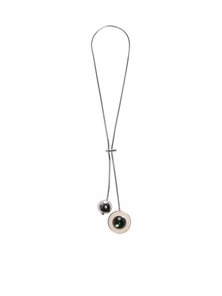 Marni Necklace - Grass