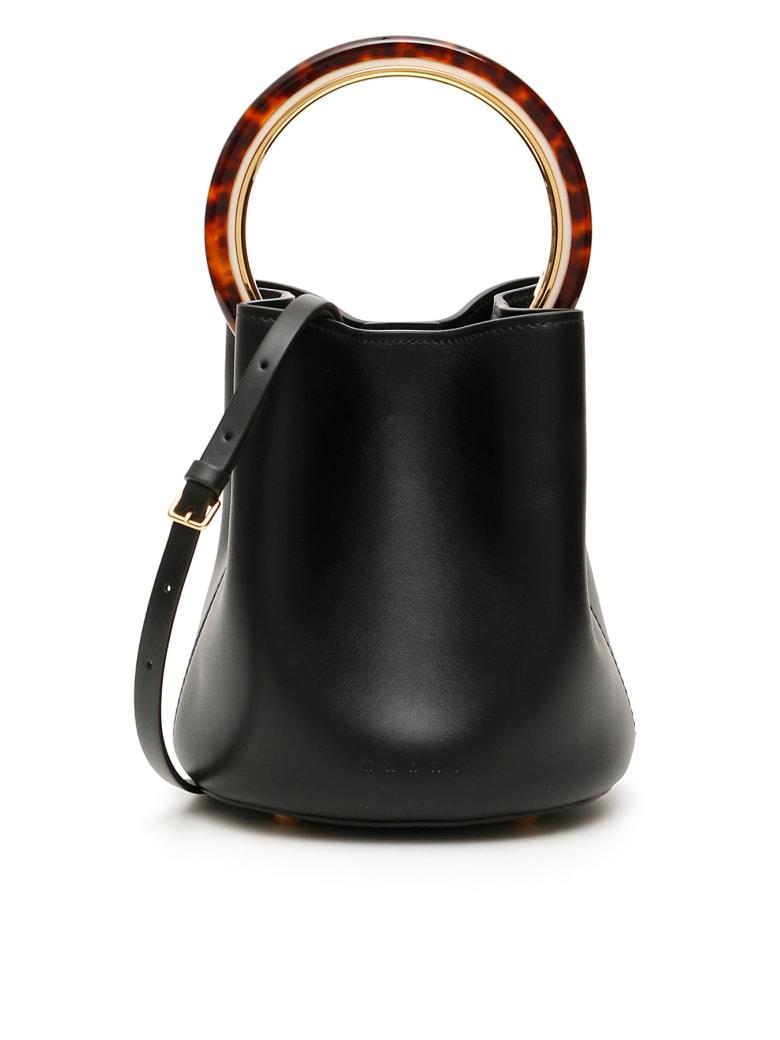 Marni Pannier Bag - BLACK (Black)