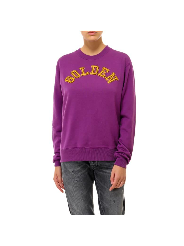 Golden Goose Sweatshirt - Purple