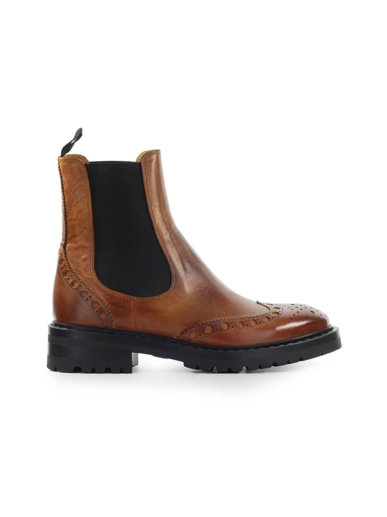 Barracuda Leather Chelsea Boot - Cuoio (Leather)