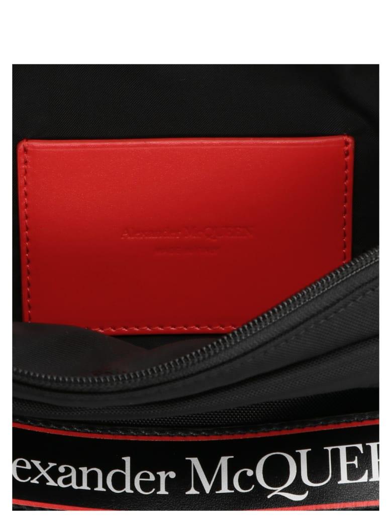 Alexander McQueen 'urban Bum Bag' Bag - Nero