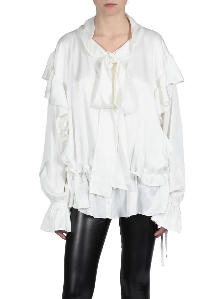 Faith Connexion Shirt - Bianco