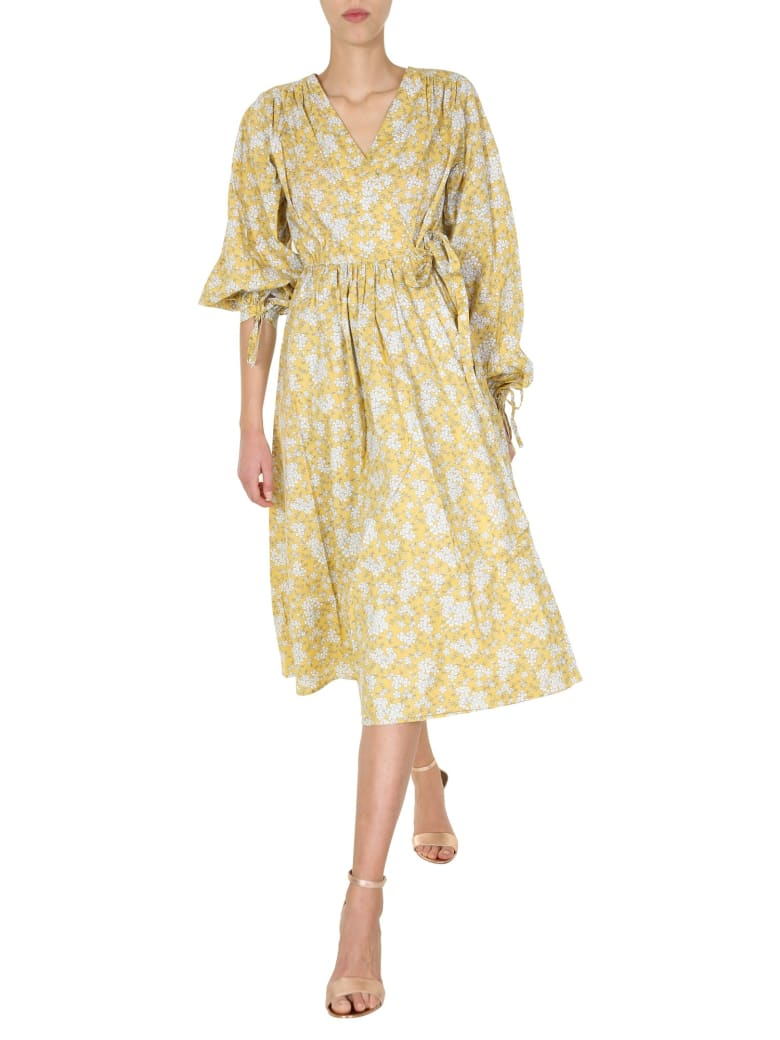 Jovonna Eclipse Dress - GIALLO