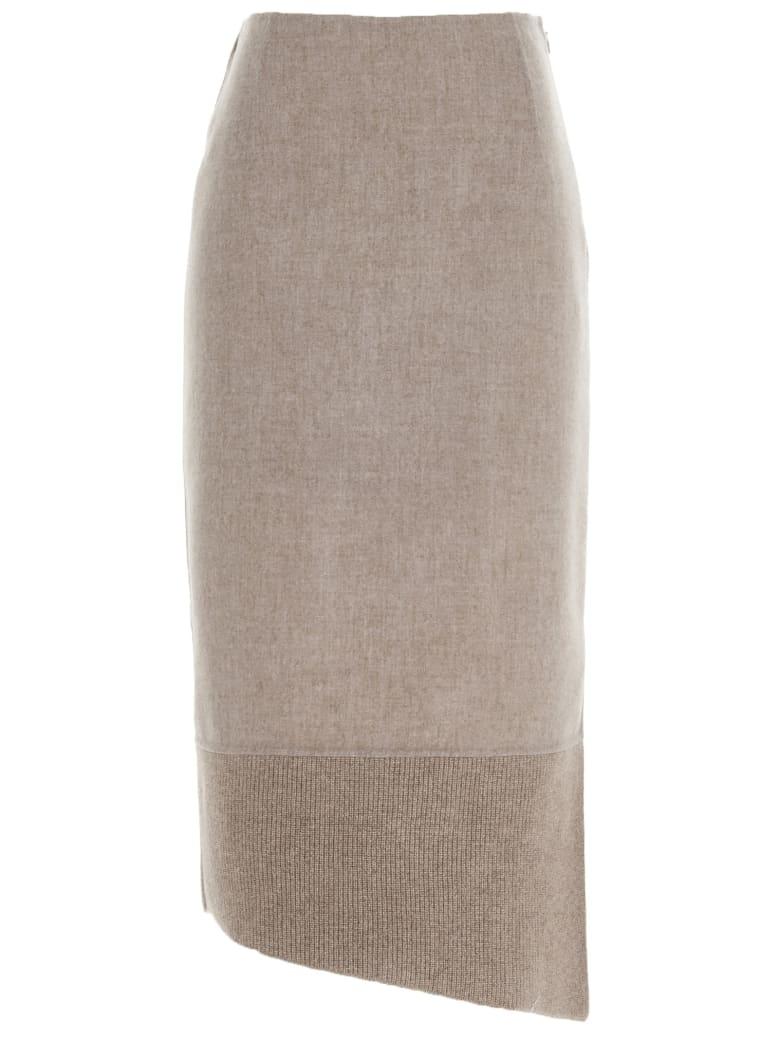 Agnona Skirt - Beige
