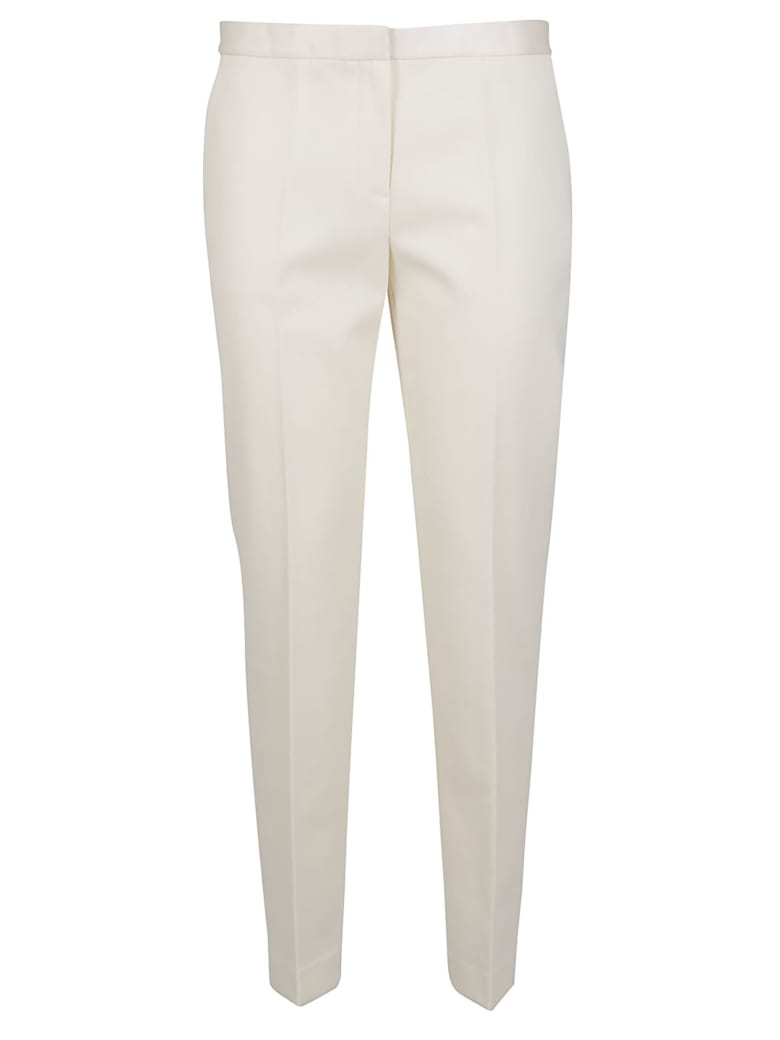Theory Trousers - Ivory