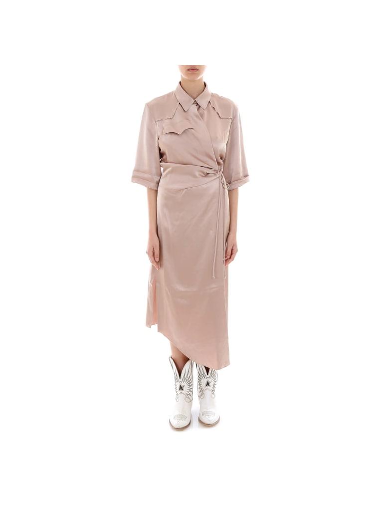 Nanushka Dress - Beige