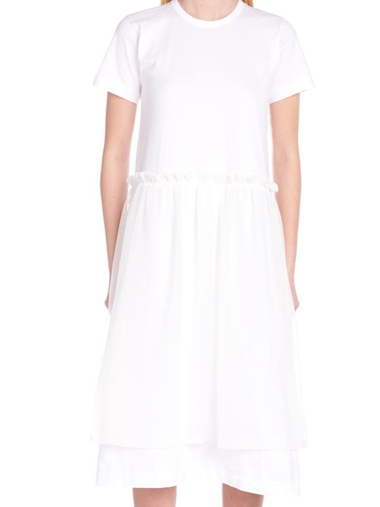 Comme Des Garçons Girl Dress - White