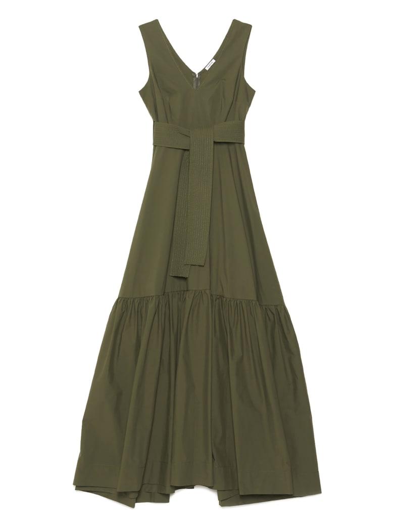 Parosh Dress - Green