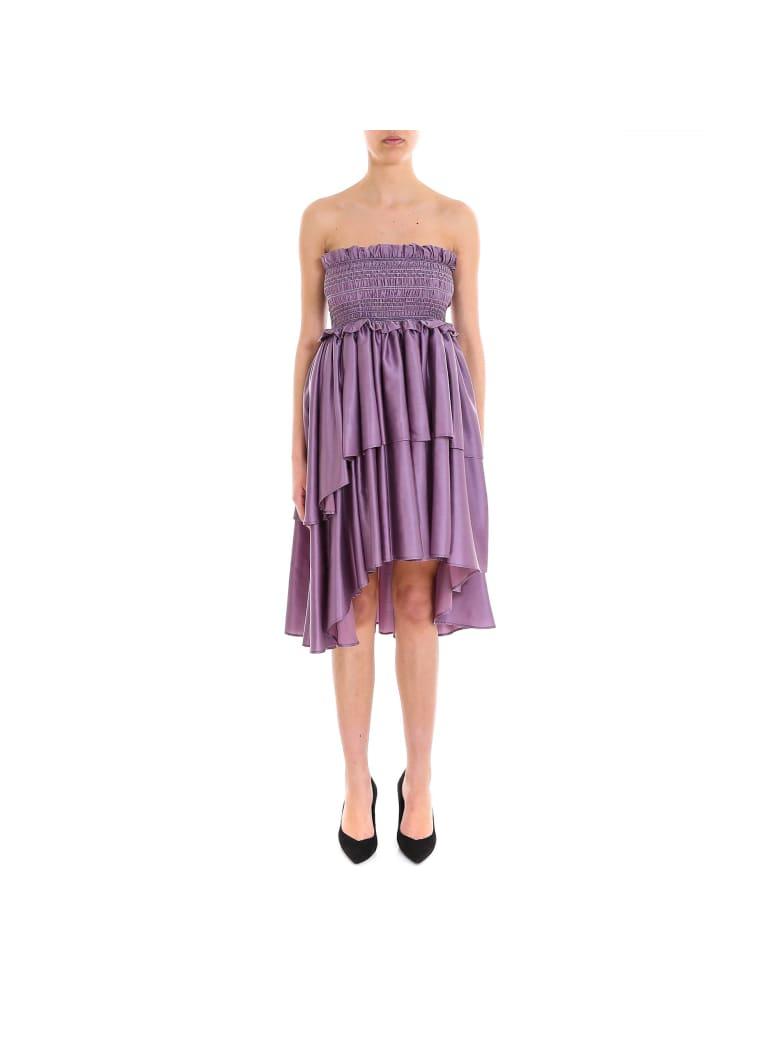 Lardini Apsu Dress - Purple