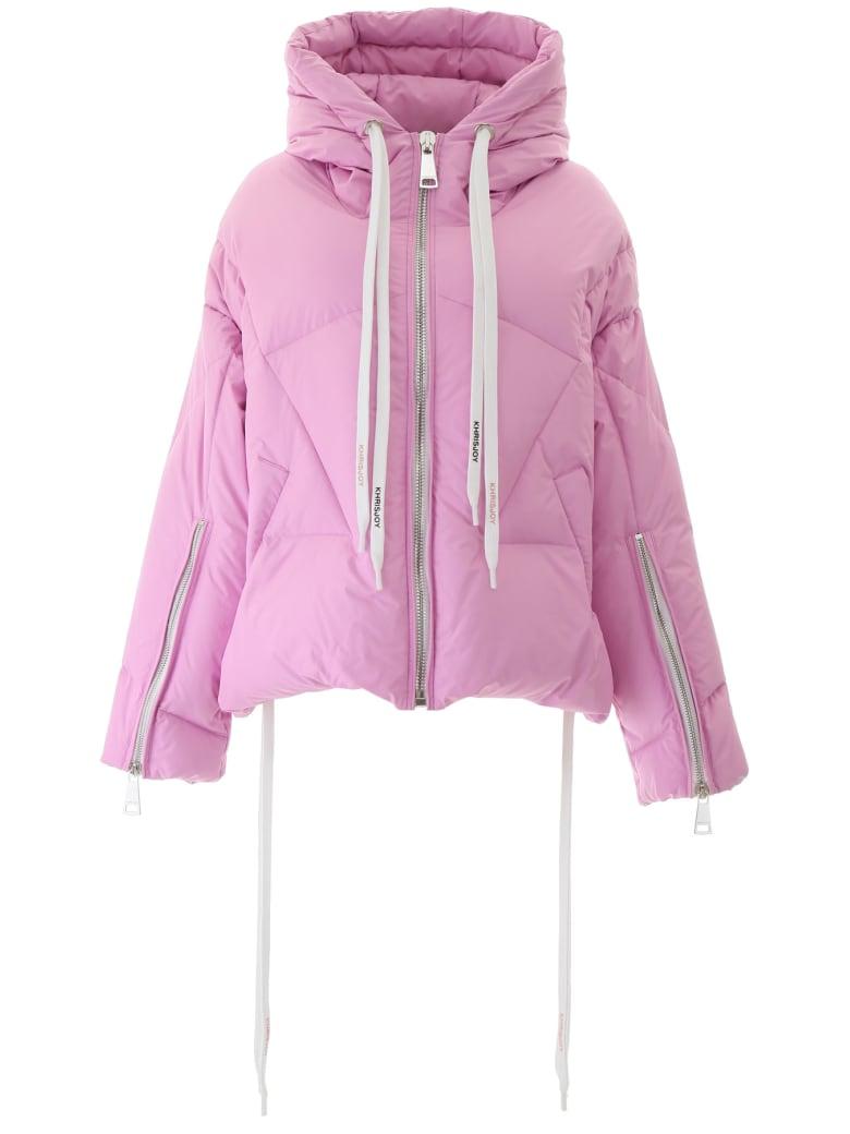 Khrisjoy Khris Down Jacket - PINK (Pink)