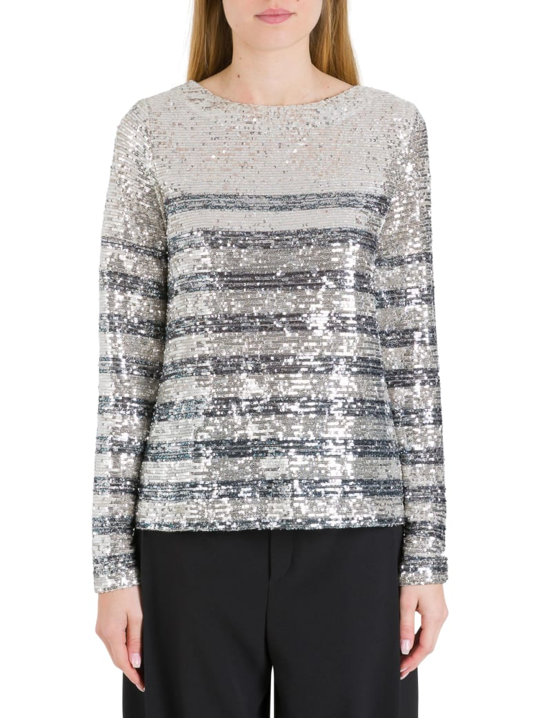 In The Mood For Love Carita Blouse - Argento