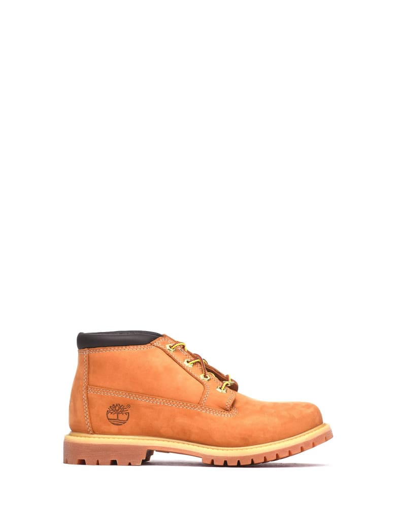 Timberland Nabuk Ankle Boots - MIELE