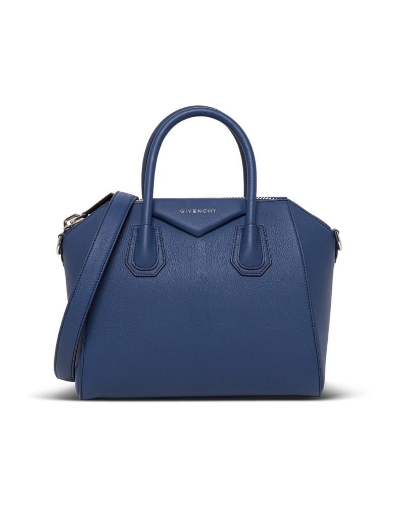 Givenchy Antigona Small Tote Bag - Blu