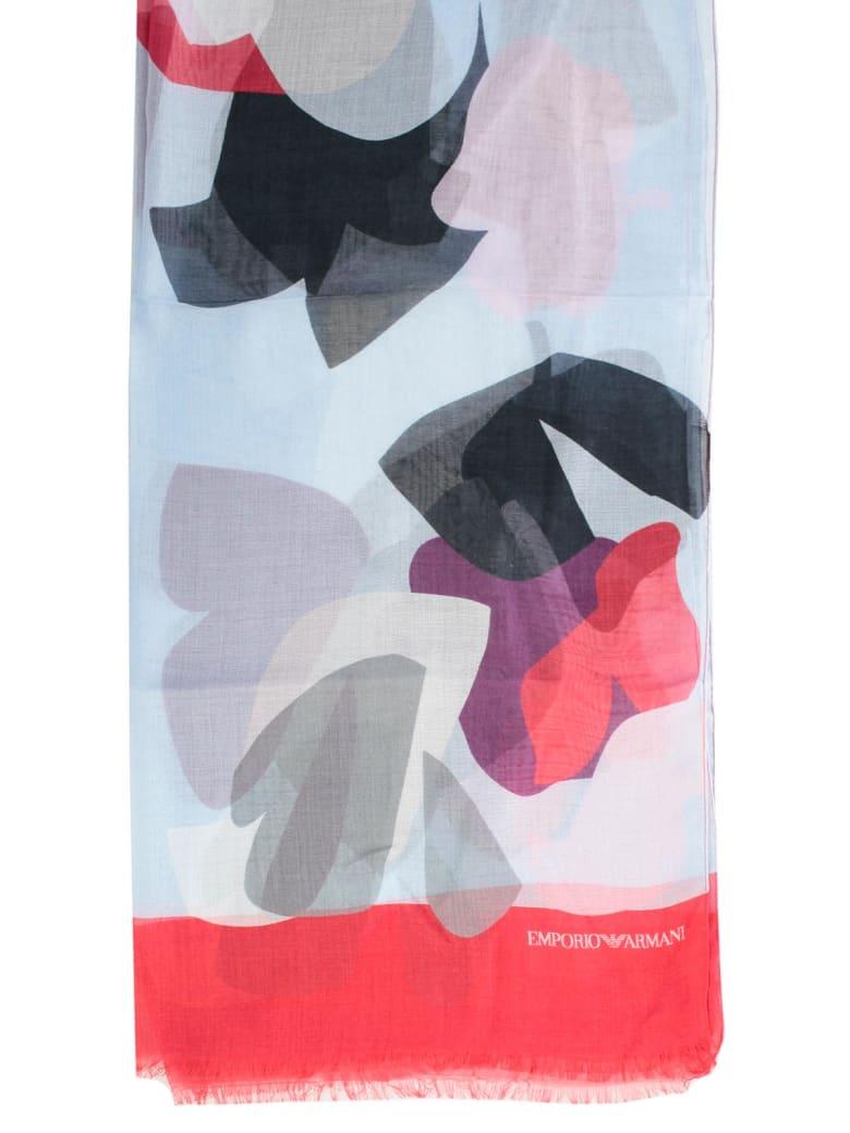 Emporio Armani Stole 67x176 - Lilla Giverny