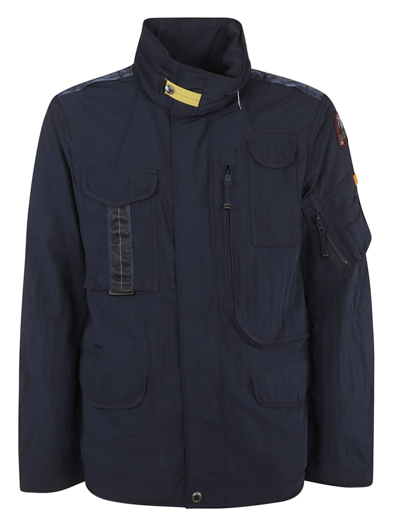 Parajumpers High-neck Patched Jacket - 562