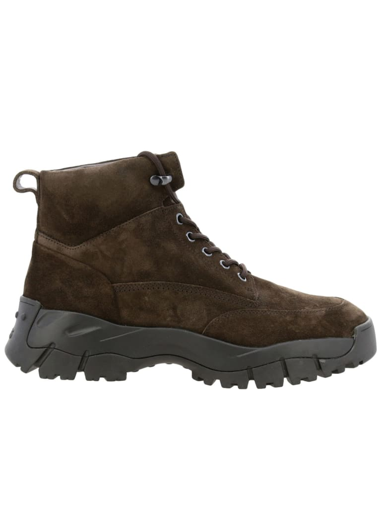 Tod's Boots Shoes Men Tod's - dark