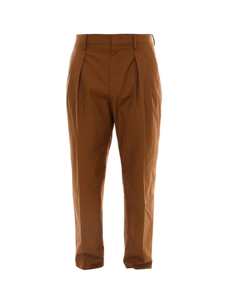 Valentino Trousers - Brown