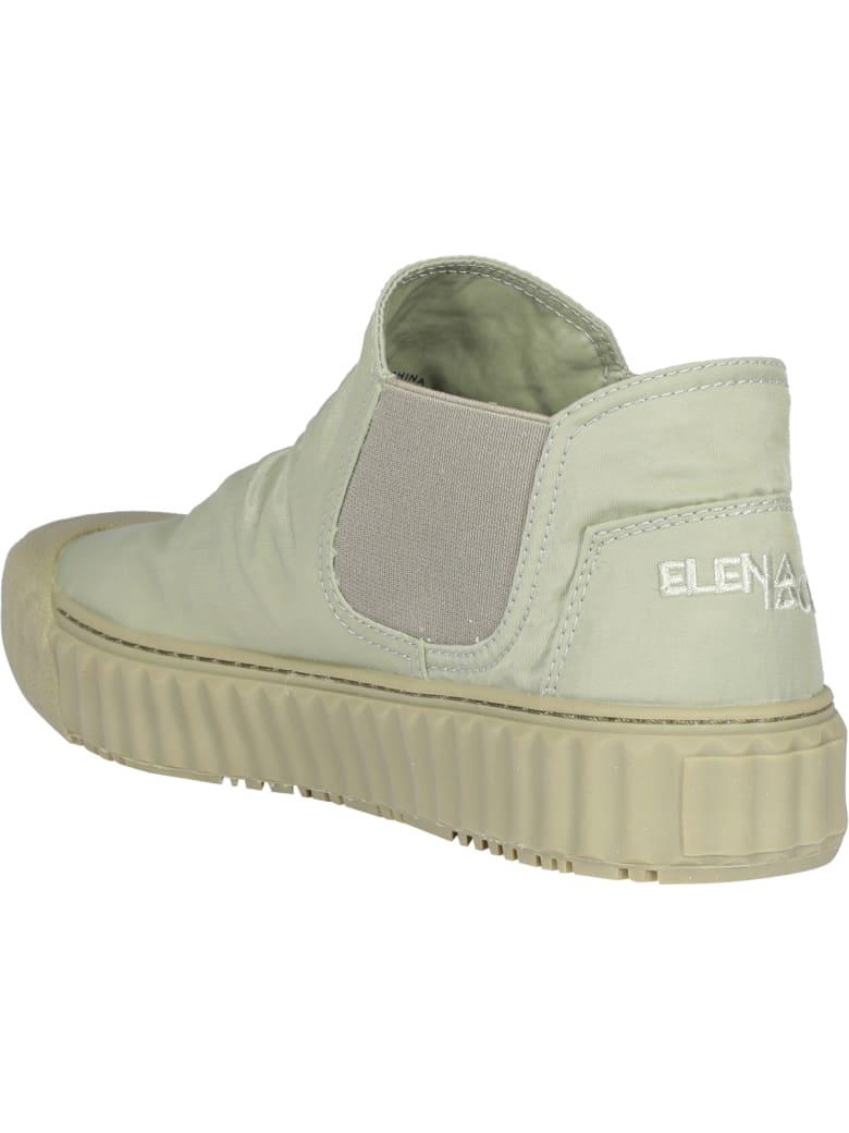 Elena Iachi Beatles Snekers - Green