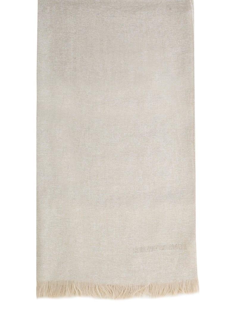 Emporio Armani Stole 148x160 - Beige