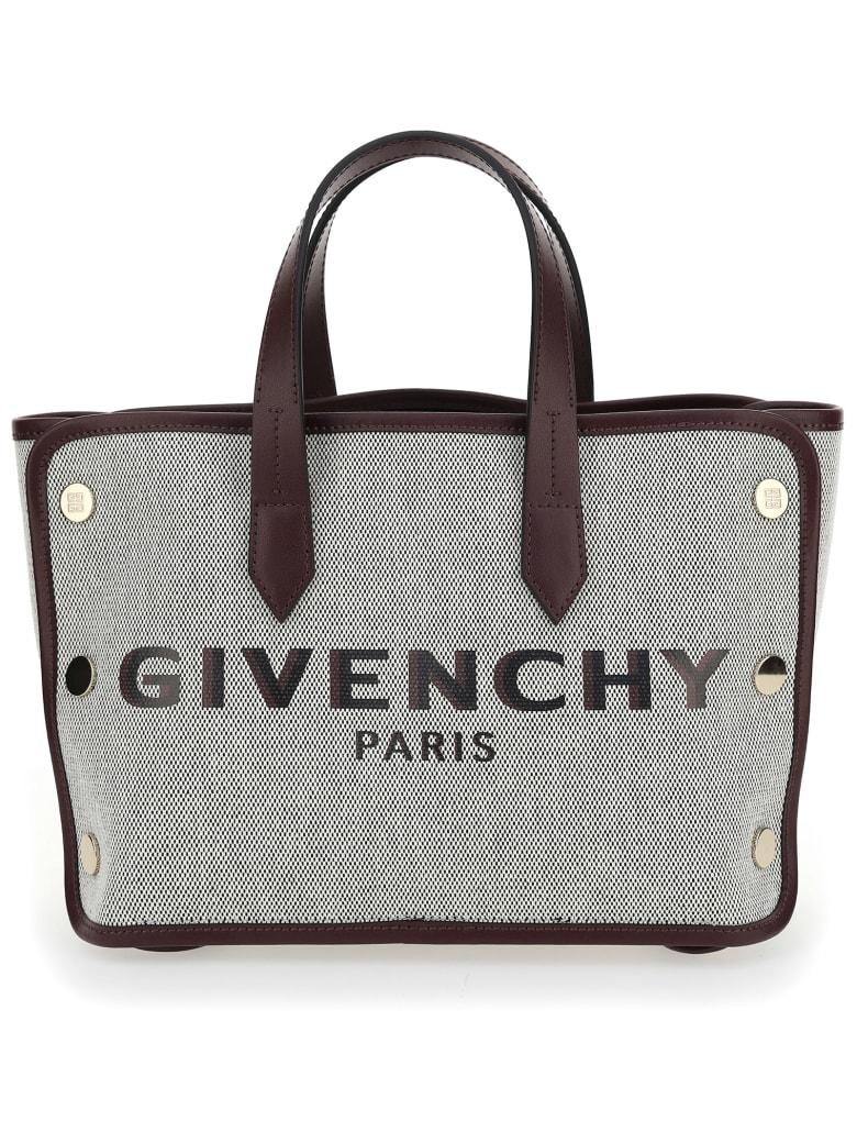 Givenchy Bond Mini Shopper Bag - Viola