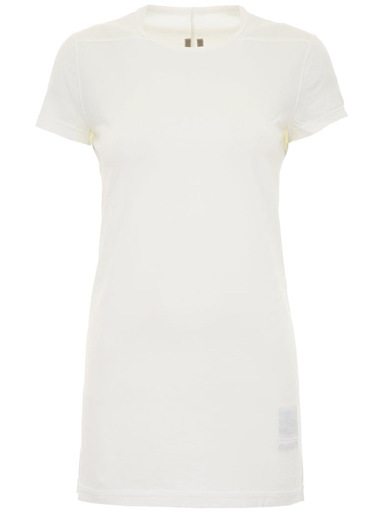 DRKSHDW Extra Long T-shirt - MILK (White)
