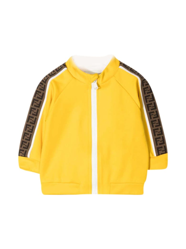 Fendi Yellow Jacket - Gialla