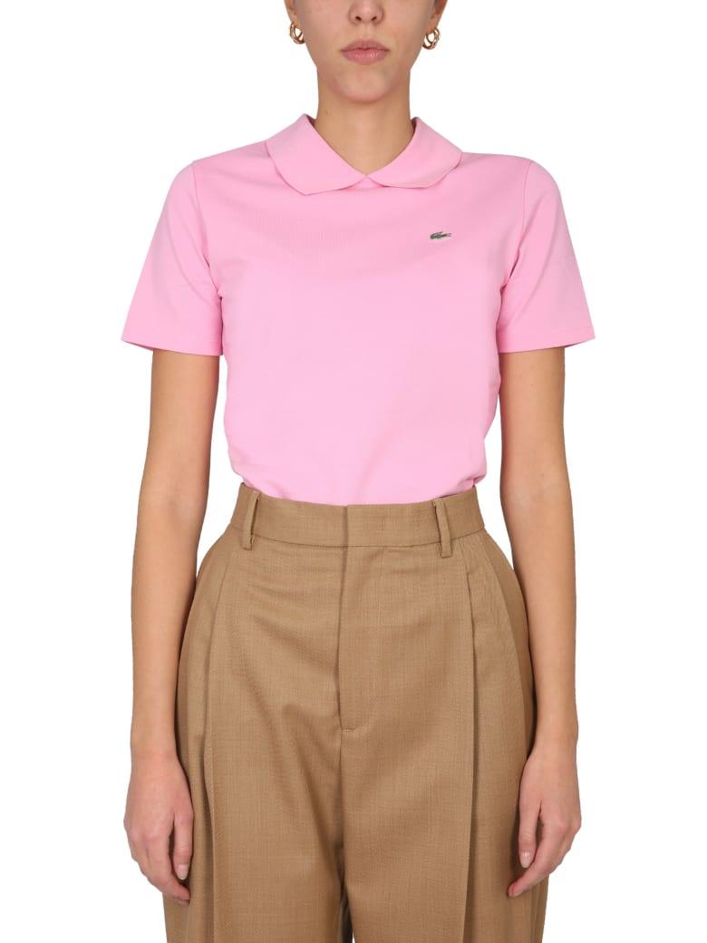 Lacoste Slim Fit Polo - ROSA