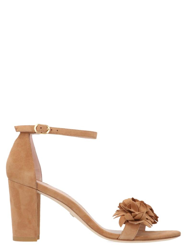 Stuart Weitzman 'nearlynude' Shoes - Beige