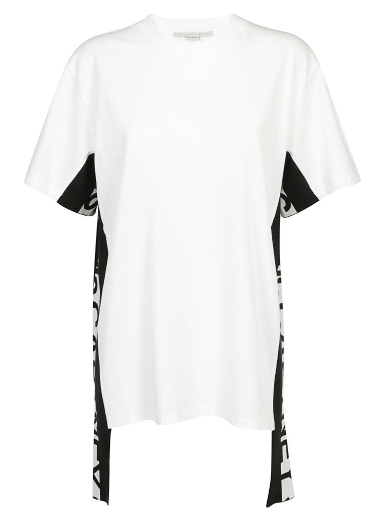 Stella McCartney T-shirt - Pure white