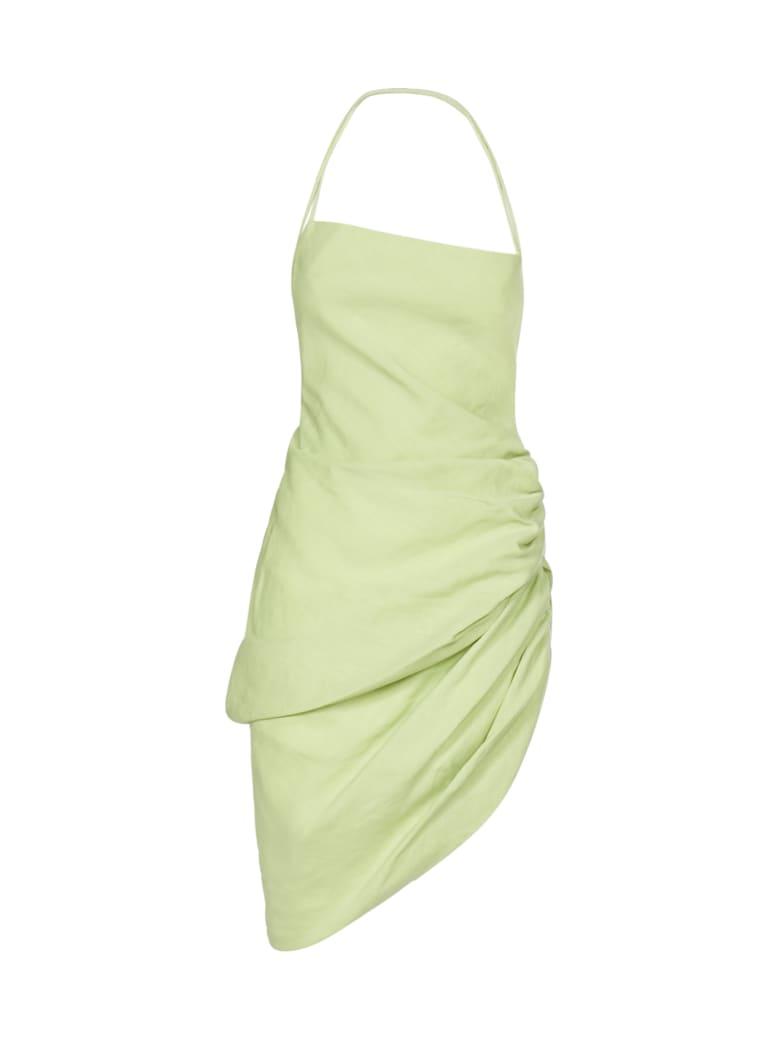 Jacquemus La Robe Saudade Dress - Green