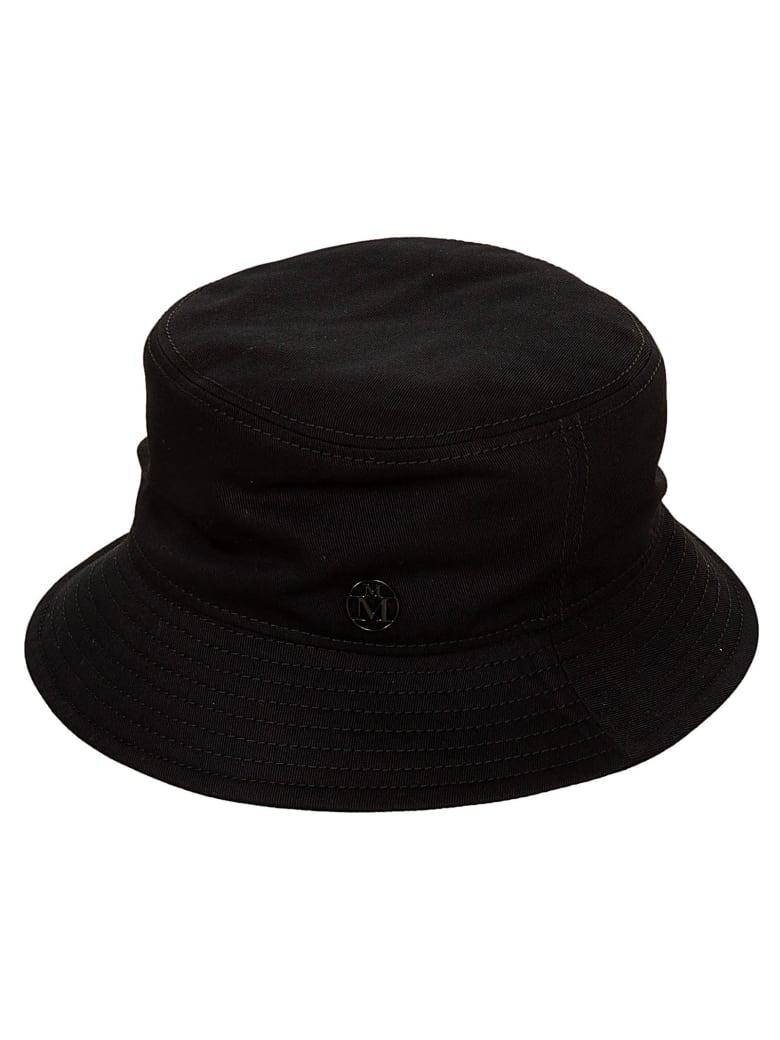 Maison Michel Jason Hat - Black