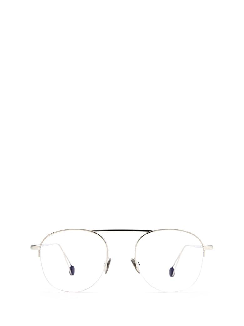 AHLEM Ahlem Voltaire White Gold Glasses - WHITE GOLD