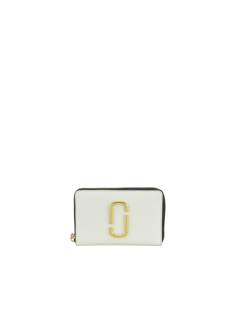 af67a1e93e0aa Marc Jacobs Marc Jacobs Snapshot Small Standard Wallet - Coconut ...