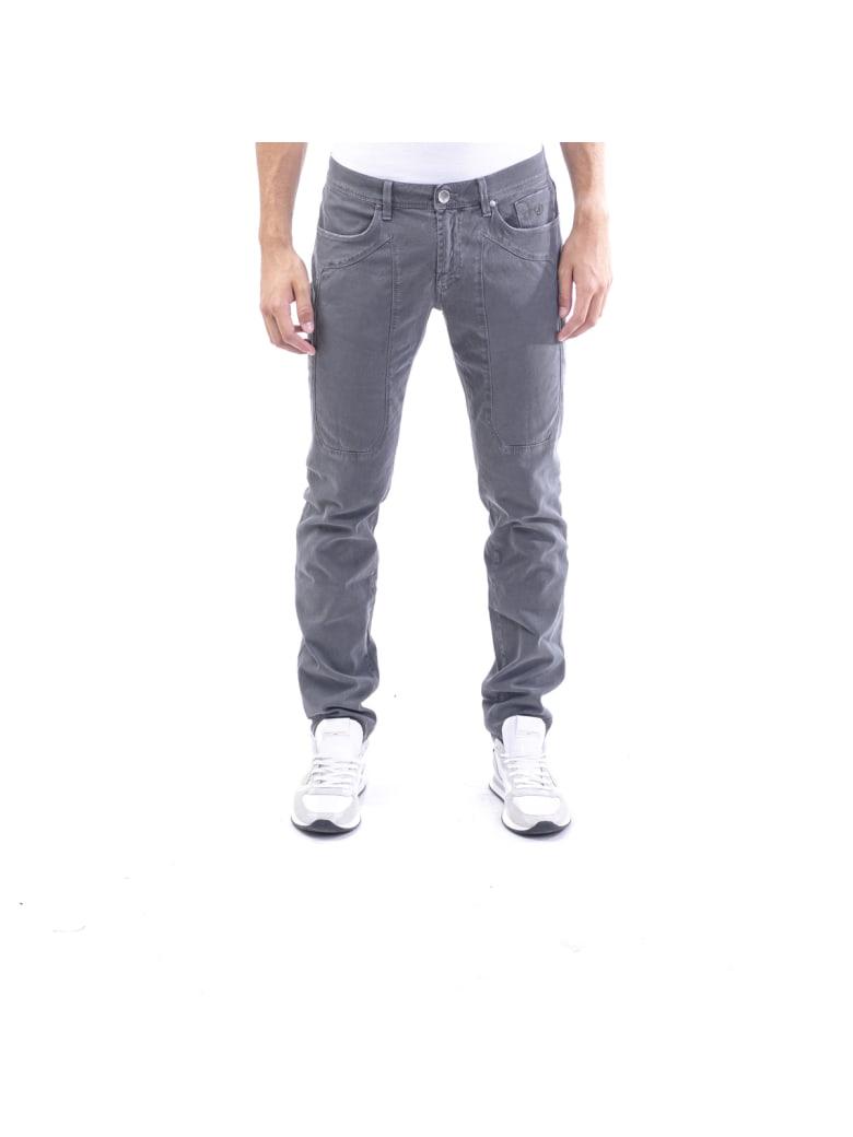 Jeckerson Blend Cotton Jeans - GREY