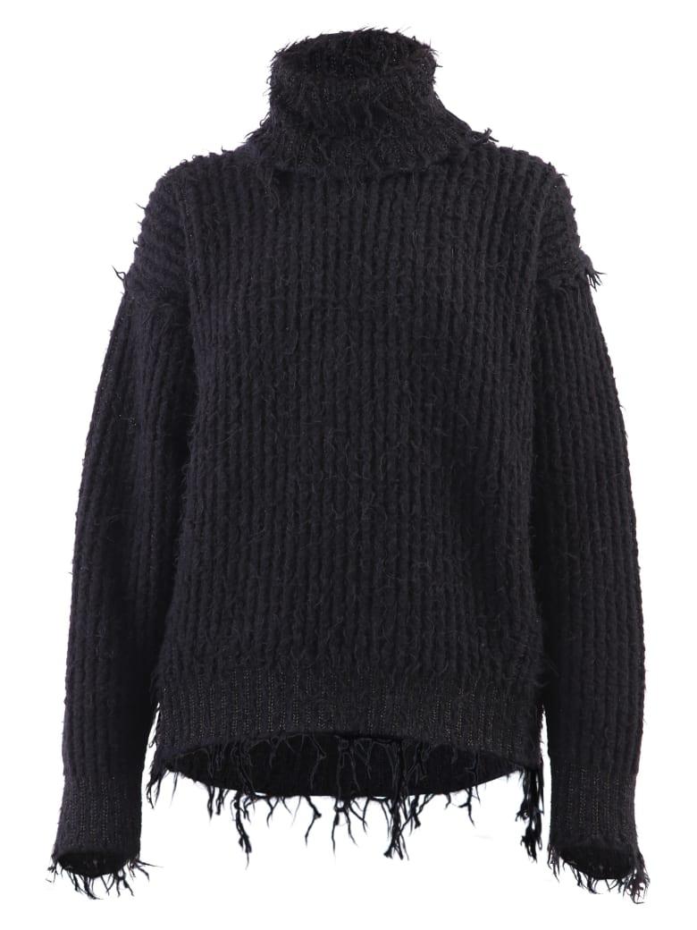 Moncler Genius Turtleneck Sweater - Black