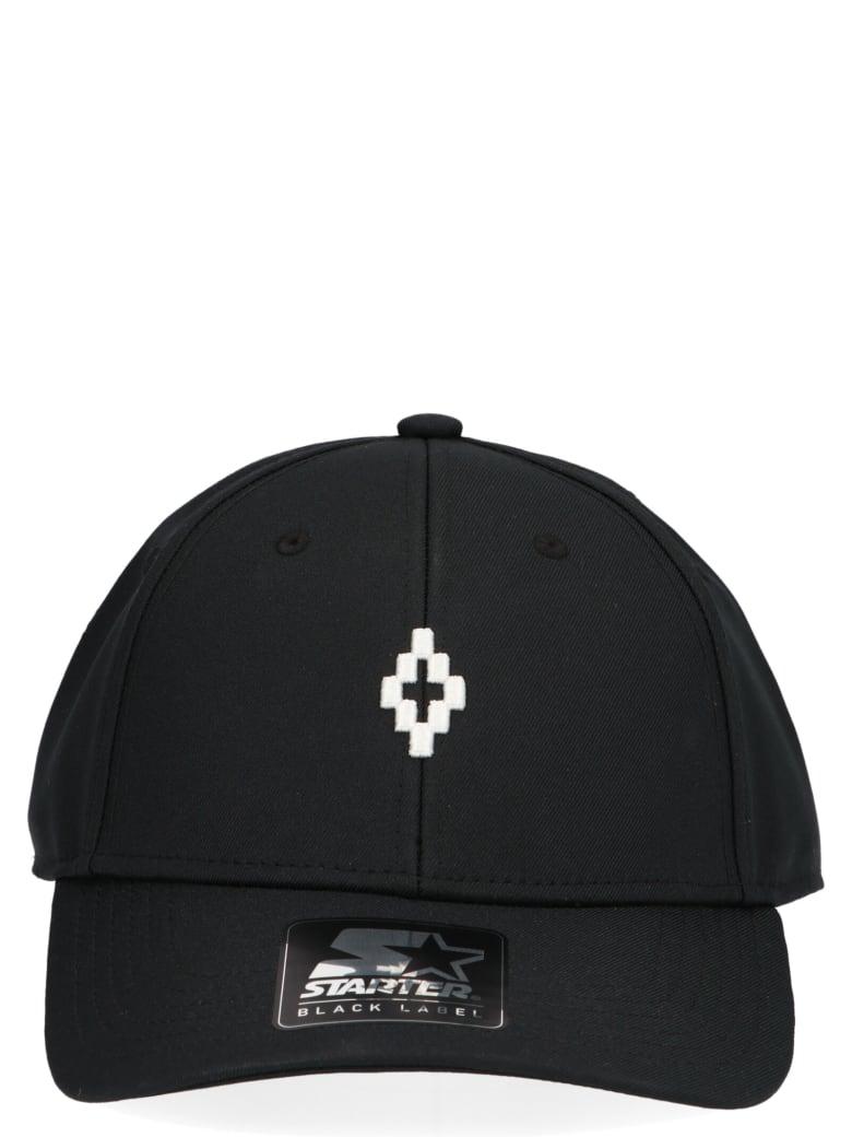 Marcelo Burlon Cap - Black