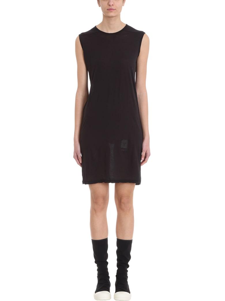 DRKSHDW Black Tunic Dress - black