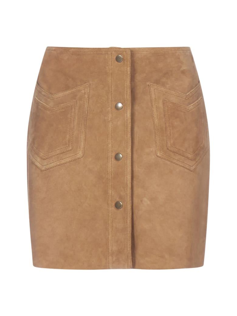 Saint Laurent Skirt - Bourbon