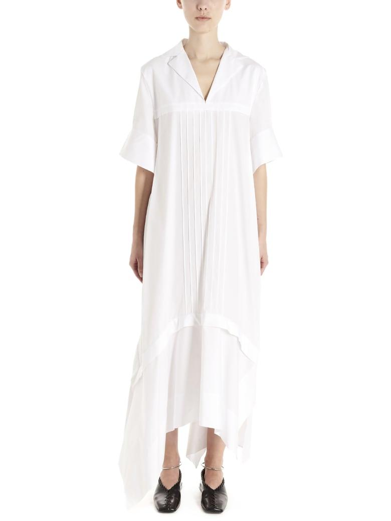 Jil Sander 'minerva' Dress - White