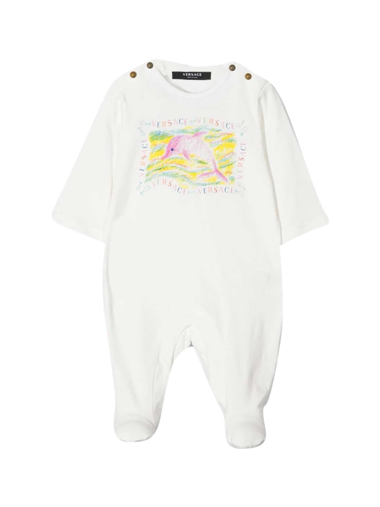 Young Versace New Born Set - Multicolor